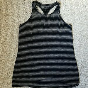 Athleta high neck chi tank